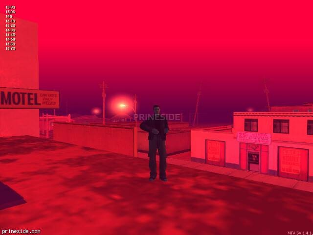 GTA San Andreas weather ID 147 at 6 hours
