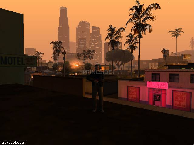 GTA San Andreas weather ID 148 at 1 hours