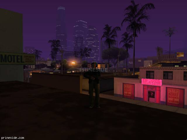 GTA San Andreas weather ID 148 at 5 hours