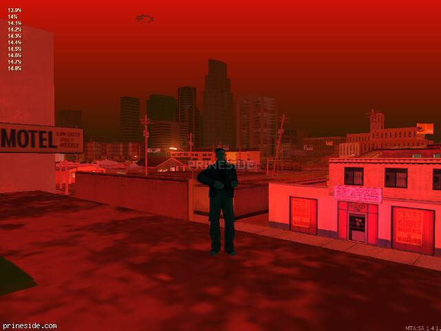GTA San Andreas weather ID 148 at 6 hours