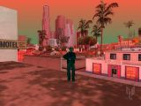 GTA San Andreas weather ID 149 at 10 hours