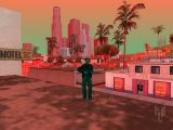 GTA San Andreas weather ID 149 at 11 hours