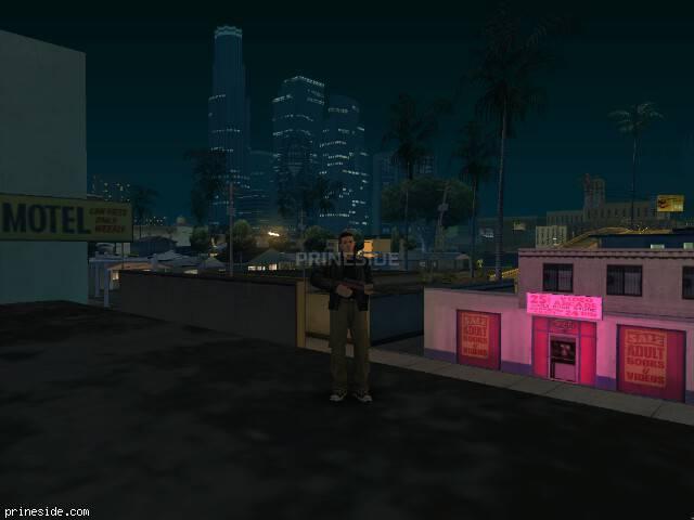 Просмотр погоды GTA San Andreas с ID -241 в 0 часов