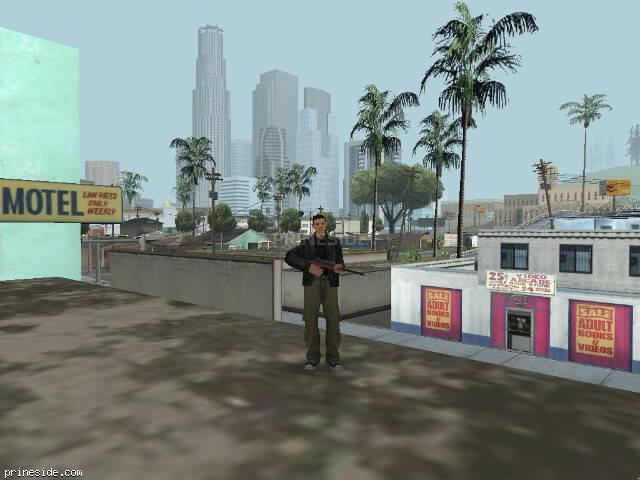Просмотр погоды GTA San Andreas с ID -753 в 14 часов