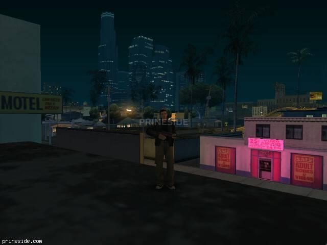 Просмотр погоды GTA San Andreas с ID -241 в 1 часов