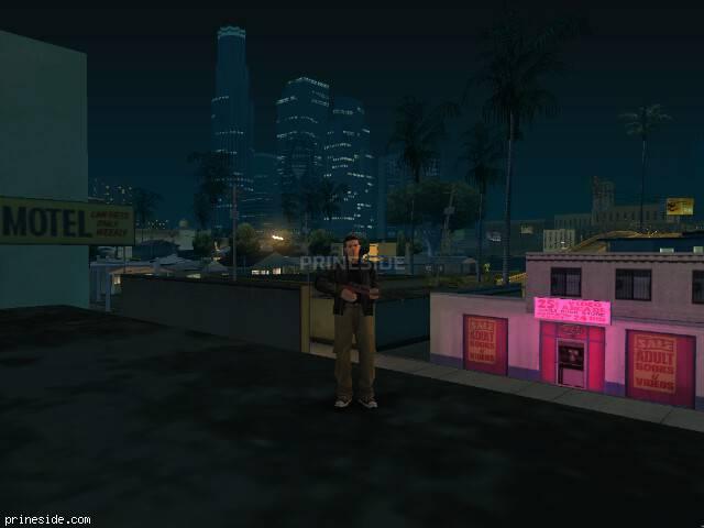 Просмотр погоды GTA San Andreas с ID -241 в 22 часов
