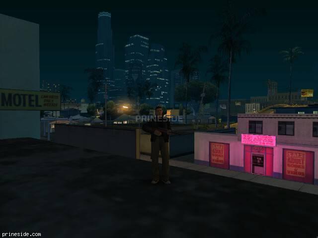 Просмотр погоды GTA San Andreas с ID 15 в 3 часов