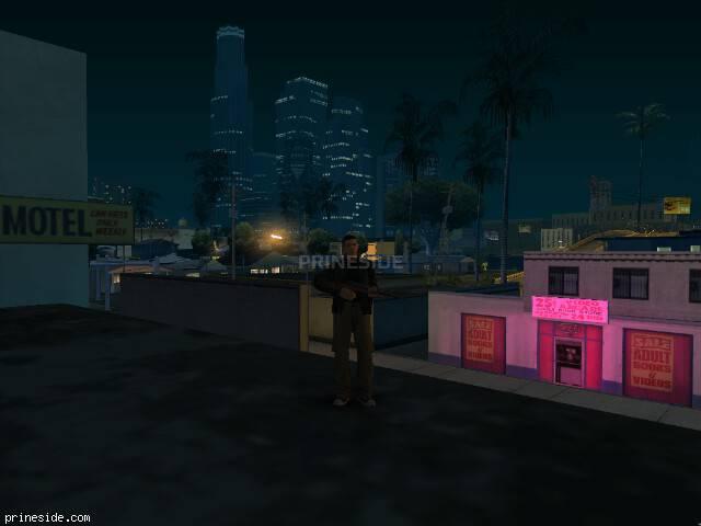 Просмотр погоды GTA San Andreas с ID 15 в 4 часов
