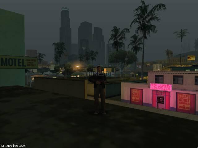 Просмотр погоды GTA San Andreas с ID 15 в 6 часов