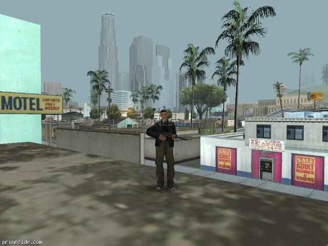 Просмотр погоды GTA San Andreas с ID -241 в 9 часов