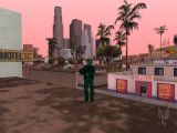 GTA San Andreas weather ID 150 at 17 hours