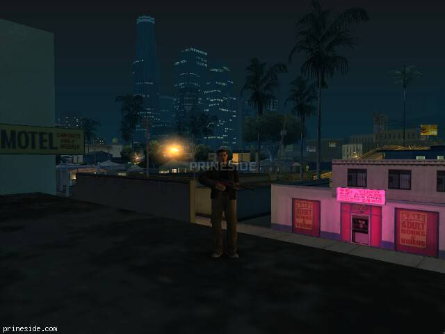 GTA San Andreas weather ID 153 at 4 hours