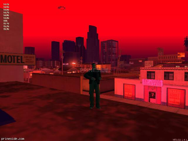 GTA San Andreas weather ID 153 at 6 hours