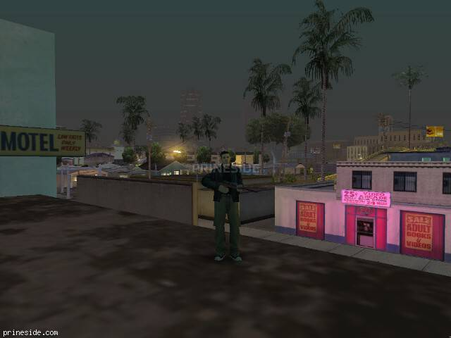 GTA San Andreas weather ID 1178 at 4 hours