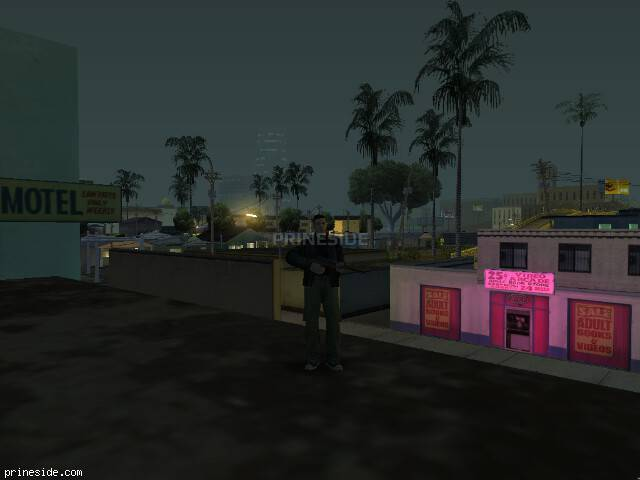 GTA San Andreas weather ID 922 at 5 hours