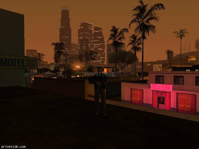 GTA San Andreas weather ID 155 at 1 hours