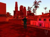 GTA San Andreas weather ID 155 at 22 hours