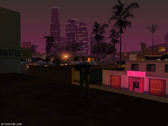 GTA San Andreas weather ID 155 at 3 hours