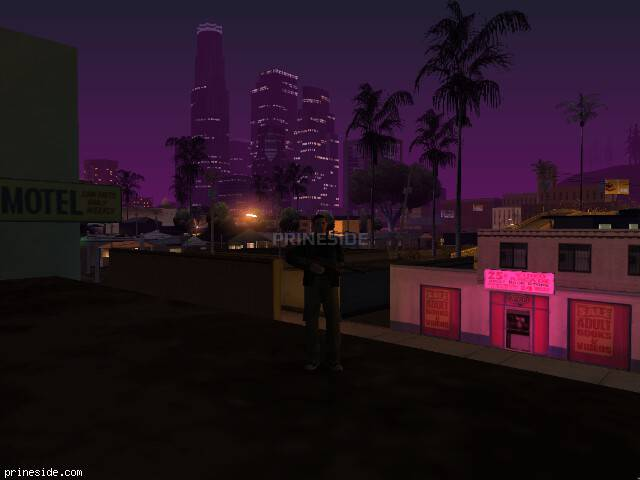 GTA San Andreas weather ID -357 at 4 hours