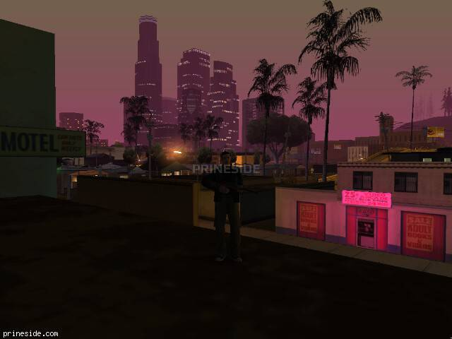 GTA San Andreas weather ID -1636 at 3 hours
