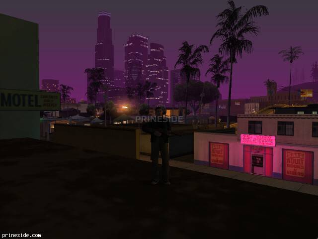 GTA San Andreas weather ID -100 at 4 hours