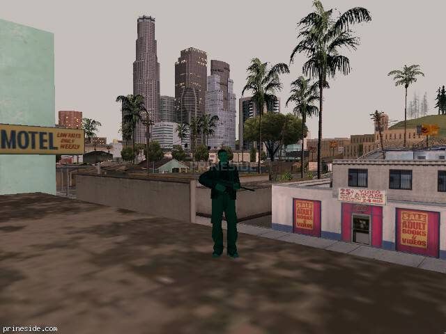 GTA San Andreas weather ID 157 at 20 hours