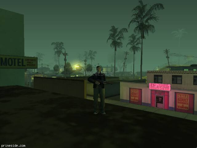 GTA San Andreas weather ID -610 at 0 hours