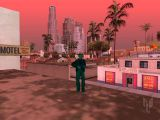 GTA San Andreas weather ID 158 at 20 hours