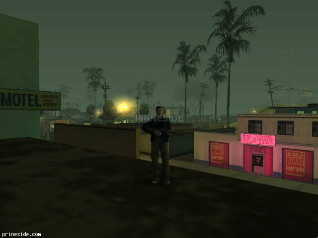 GTA San Andreas weather ID 158 at 4 hours
