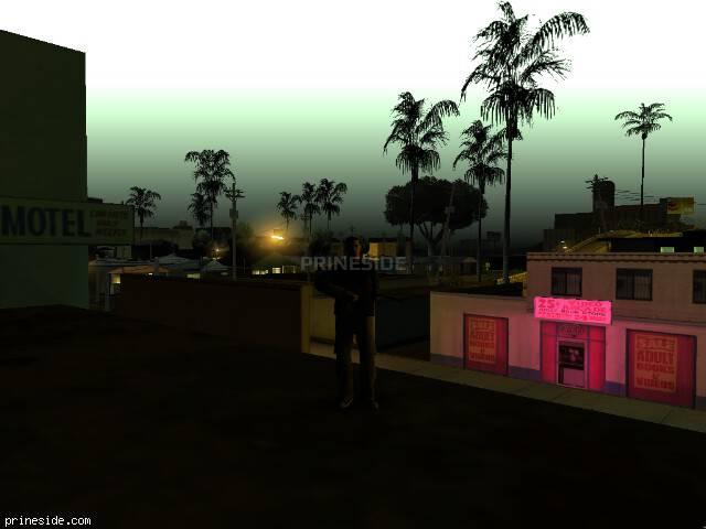Просмотр погоды GTA San Andreas с ID -353 в 0 часов