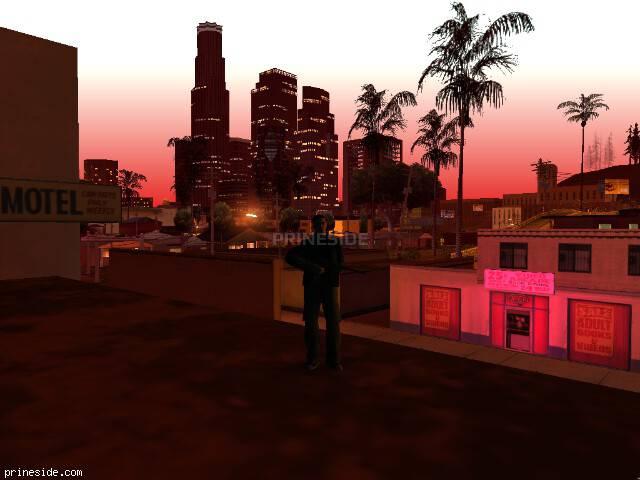 Просмотр погоды GTA San Andreas с ID -353 в 23 часов