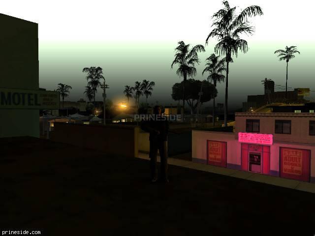 Просмотр погоды GTA San Andreas с ID 159 в 2 часов