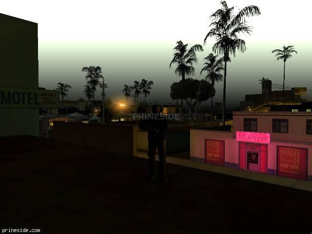 Просмотр погоды GTA San Andreas с ID -353 в 3 часов