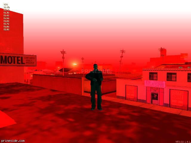 Просмотр погоды GTA San Andreas с ID 159 в 6 часов