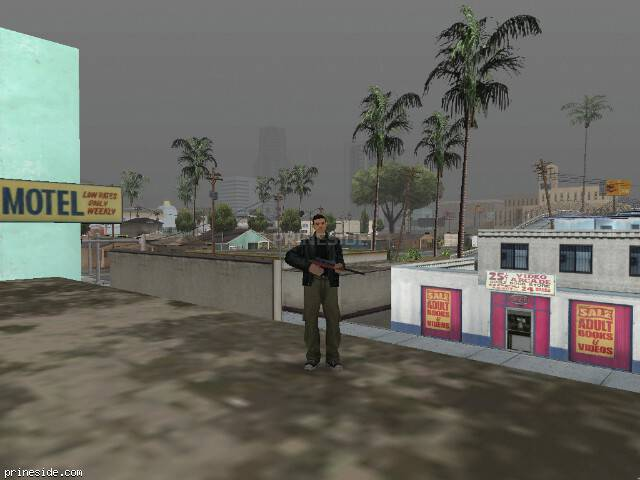GTA San Andreas weather ID 16 at 12 hours
