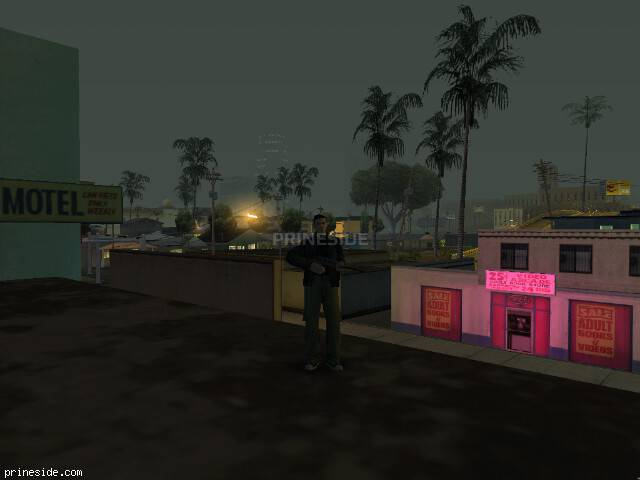 GTA San Andreas weather ID 16 at 3 hours