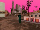 GTA San Andreas weather ID -95 at 17 hours