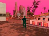GTA San Andreas weather ID -95 at 18 hours