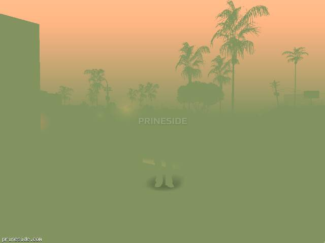 GTA San Andreas weather ID 929 at 23 hours