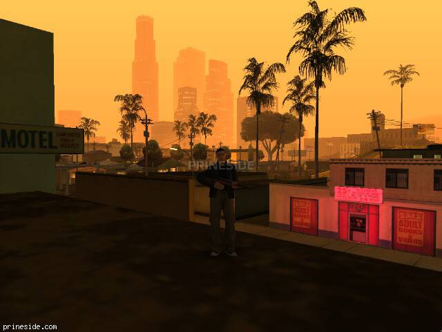 GTA San Andreas weather ID -94 at 0 hours