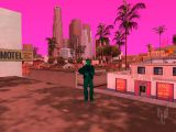 GTA San Andreas weather ID -350 at 17 hours