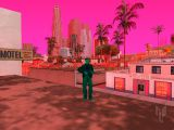 GTA San Andreas weather ID -606 at 19 hours