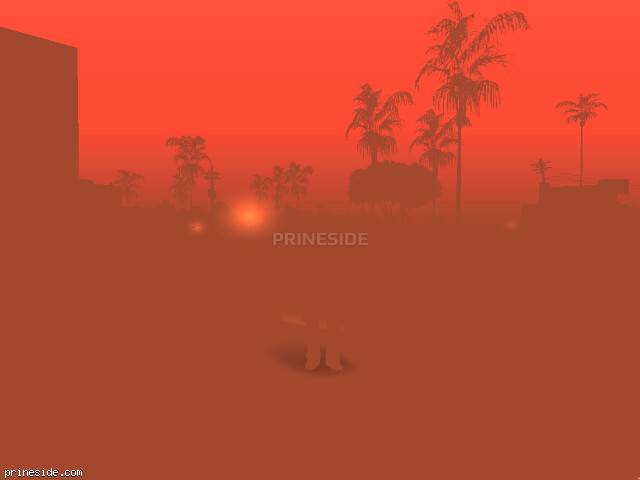 GTA San Andreas weather ID 162 at 3 hours
