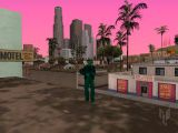 GTA San Andreas weather ID 163 at 17 hours