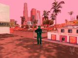 GTA San Andreas weather ID 165 at 17 hours