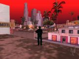 GTA San Andreas weather ID 165 at 7 hours