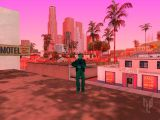 GTA San Andreas weather ID 166 at 13 hours