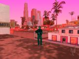 GTA San Andreas weather ID 166 at 14 hours