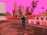 GTA San Andreas weather ID 2214 at 19 hours