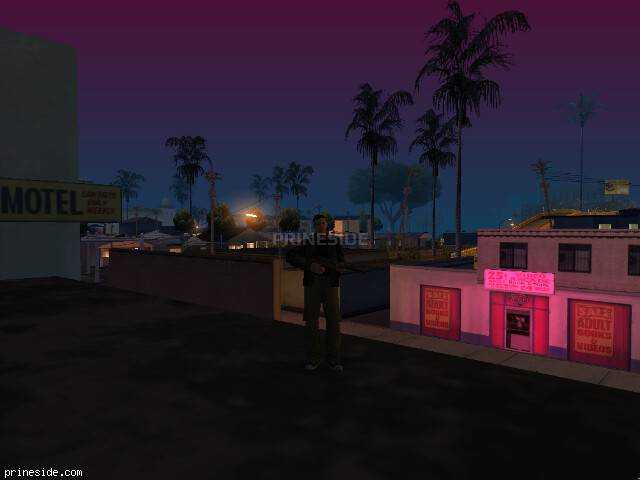 GTA San Andreas weather ID 3238 at 1 hours